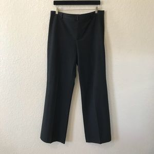Club Monaco  Black Wide Leg Pants
